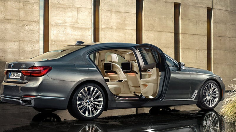 Bmw 7 Series In Akron Oh