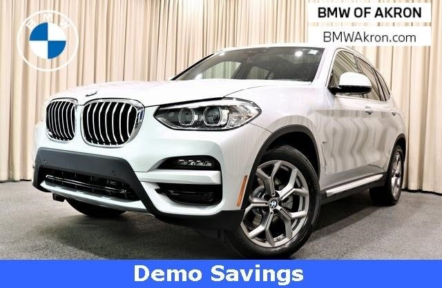 Lease This 2020 Bmw X3 Xdrive30i For 589 Mo Bmw Of Akron Specials Akron Oh