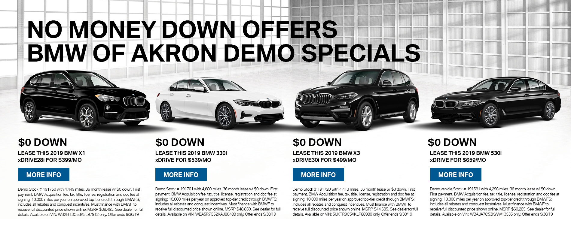 Dave Walter VW >> Bmw Dealership New Bmw Cars In Akron Oh Bmw Of Akron