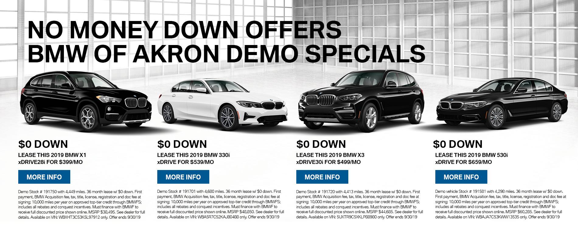 Dave Walter BMW >> Bmw Dealership New Bmw Cars In Akron Oh Bmw Of Akron